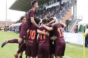 Kết quả trận Chung kết U19 Cúp C1 Châu Âu 2017/18: U19 Barca vs U19 Chelsea