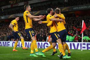 Kết quả Arsenal 1-1 Atletico Madrid: Griezmann giúp Atletico giành lợi thế lớn trước bán kết Cúp C2 lượt về