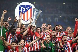 Những thống kê ấn tượng sau chung kết Cúp C2 châu Âu/Europa League giữa Marseille vs Atletico Madrid