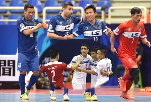 Bốc thăm VCK các CLB Futsal châu Á 2018: Thái Sơn Nam vào bảng tử thần