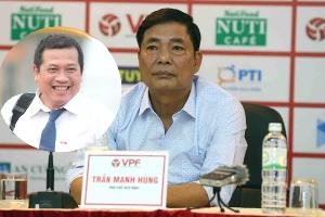 CHÍNH THỨC: Phó chủ tịch VPF Trần Mạnh Hùng từ chức sau scandal lộ băng ghi âm