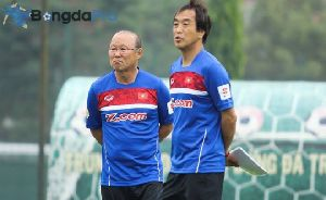 HLV Park Hang Seo sẽ sang xem Thái Lan đấu với Trung Quốc