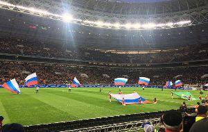 Khai mạc World Cup 2018: Thời gian và địa điểm