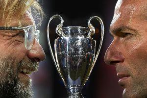 Lịch thi đấu Cúp C1 hôm nay (26/5): Chung kết Real Madrid vs Liverpool