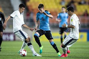 Trực tiếp kết quả U20 Uruguay vs U19 Hungary, 14h00 ngày 25/5