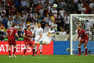 Xem lại video bàn thắng Real Madrid vs Liverpool, chung kết C1 2018