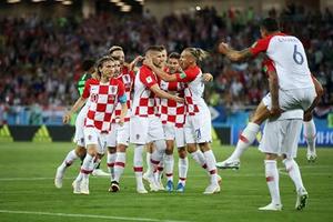 Kết quả bóng đá hôm nay (17/6): Croatia 2-0 Nigeria