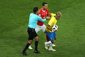 Kết quả bóng đá hôm nay 18/6: Brazil 1-1 Thụy Sĩ