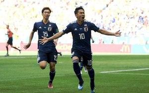 Trực tiếp Colombia vs Nhật Bản (0-1; H1): Kagawa đá 11m thành công