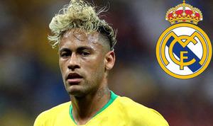Tin chuyển nhượng chiều nay 19/6: Neymar từ bỏ ngai vàng PSG để về Real