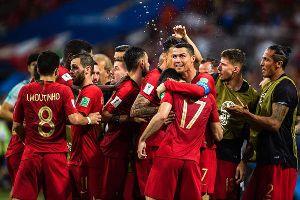 Trực tiếp bảng B World Cup 2018: Bồ Đào Nha vs Ma Rốc