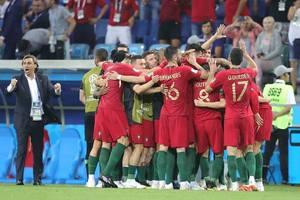 TRỰC TIẾP Bồ Đào Nha vs Ma Rốc (1-0: H1): Ronaldo mở tỉ số