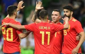 Xem bóng đá trực tuyến World Cup: Iran vs Tây Ban Nha