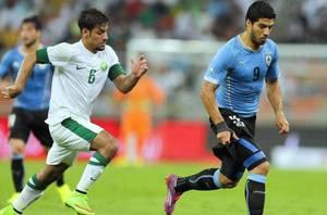 Xem bóng đá trực tuyến World Cup: Uruguay vs Ả Rập Xê Út