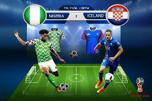 Nhận định Nigeria vs Iceland, 22h ngày 22/6