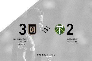 Kết quả Los Angeles 3-2 Portland Timbers: Lee Nguyễn gây thất vọng, Los Angeles thắng kịch tính