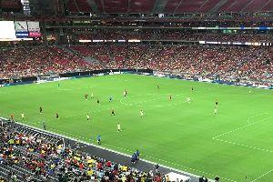 Trực tiếp MU 0-0 Club America: Tân binh Lee Grant trổ tài cứu thua