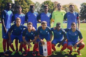 Kết quả U19 Pháp vs U19 Thổ Nhĩ Kỳ: 5-0 (FT)
