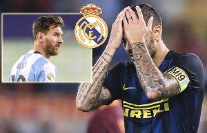 Tin chuyển nhượng chiều nay 21/7: Real Madrid chuyển hướng chiêu mộ 'kẻ thù' của Messi