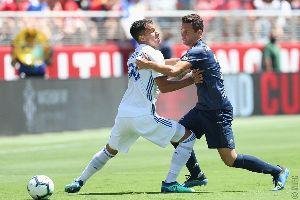 Trực tiếp MU 0-0 San Jose Earthquakes: Sanchez rời sân