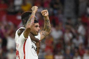 Kết quả bóng đá Cúp C2 châu Âu hôm nay (10/8): Sevilla 1-0 FK Zalgiris Vilnius