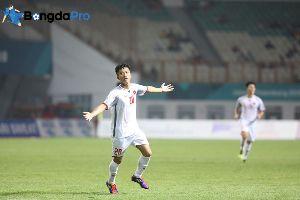 Bảng xếp hạng bóng đá nam ASIAD: U23 Malaysia vươn lên dẫn đầu bảng E