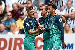 Trực tiếp Ngoại hạng Anh vòng 2: Tottenham vs Fulham, 21h ngày 18/8