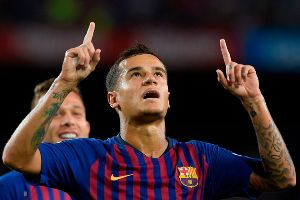 Kết quả bóng đá hôm nay (19/8): Barcelona 3-0 Alaves