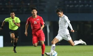 Nhận định kèo U23 Iran vs U23 Myanmar (16h00 ngày 20/08,  ASIAD 2018)