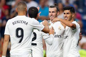Bảng xếp hạng La Liga 2018/19: Atletico hụt hơi, Real Madrid áp sát Barcelona