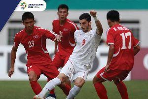 Trực tiếp bóng đá ASIAD: U23 Iran 0-2 U23 Myanmar, Hiệp 2