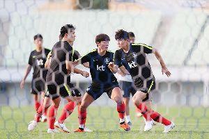Link xem trực tiếp U23 Hàn Quốc vs U23 Kyrgyzstan, 19h ngày 20/8