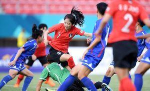 Nhận định kèo Nữ Indonesia vs Nữ Hàn Quốc (18h30 ngày 21/08,  ASIAD 2018)