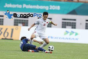 Danh sách các đội vào vòng 1/8 ASIAD 2018: U23 Việt Nam vs U23 Bahrain