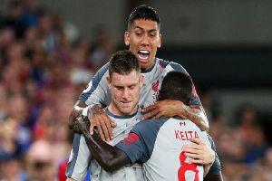 Video bàn thắng Crystal Palace vs Liverpool (vòng 2 Ngoại hạng Anh)