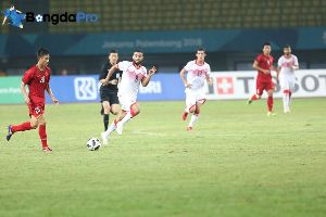 U23 Việt Nam vs U23 Syria: Lịch thi đấu tứ kết ASIAD 2018