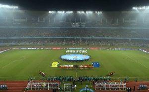 FIFA World Cup U17: Peru bất ngờ bị tước quyền đăng cai