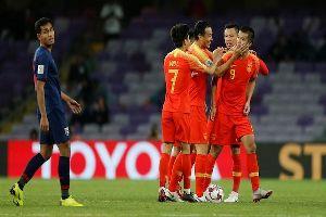 Trực tiếp Trung Quốc vs Uzbekistan, 14h30 ngày 25/3