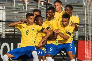 Trực tiếp U17 Brazil vs vs U17 Uruguay, 7h30 ngày 25/3