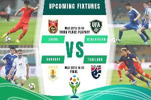 Kết quả Trung Quốc 0-1 Uzbekistan: Uzbekistan giành giải ba China Cup 2019