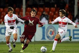 TRỰC TIẾP Yenisey Krasnoyarsk vs Rubin Kazan, 15h30 ngày 30/3