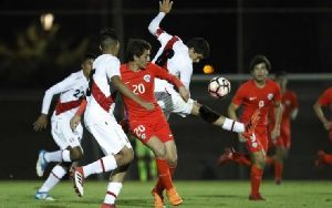 TRỰC TIẾP U17 Peru vs U17 Paraguay, 9h10 ngày 9/4