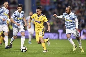 Xem trực tiếp SPAL vs Juventus trên kênh nào?
