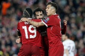 Porto 1-4 Liverpool: Tam tấu F-M-S tỏa sáng, The Kop đụng Barca ở bán kết