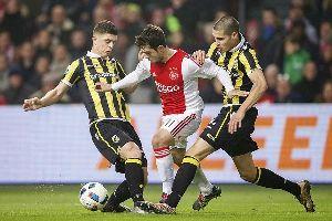Nhận định Ajax Amsterdam vs Vitesse, 1h45 ngày 24/4 (vòng 32 VĐQG Hà Lan)