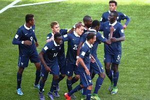 TRỰC TIẾP U17 Pháp vs U17 Thụy Điển, 23h ngày 6/5