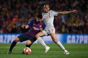 Xem trực tiếp Liverpool vs Barca (2h, 8/5) trên kênh nào?