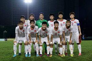Trực tiếp U19 nữ Việt Nam 0-0 U19 nữ Thái Lan (Hết H1): Thế trận cân bằng