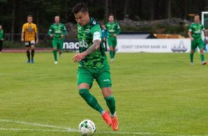 Kết quả Nest-Sotra 0-1 Start: Alexander Dang mờ nhạt