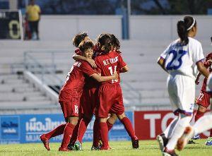 Trực tiếp U15 nữ Việt Nam vs U15 nữ Myanmar, 15h00 ngày 14/5